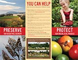 How You Can Help Protect California's Bounty